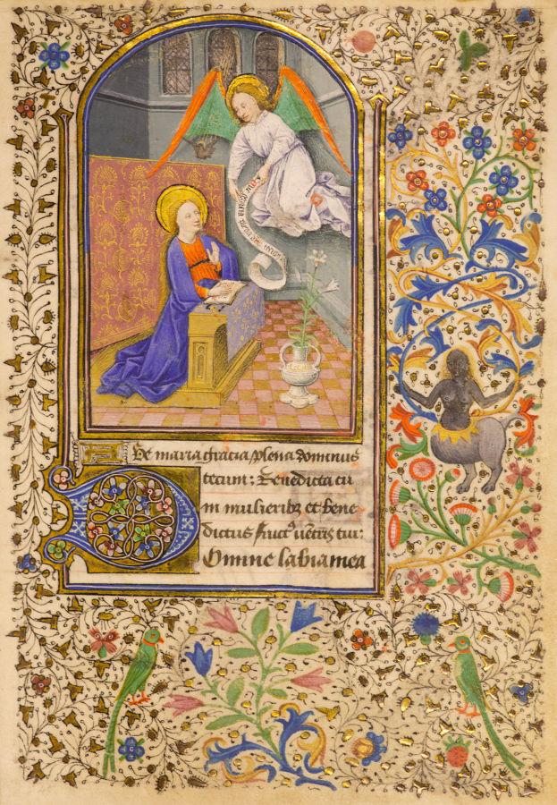 Hours of Antoine de Crèvecoeur, 1450-75