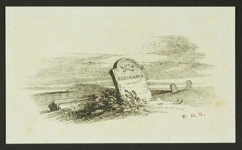BC MS 19c Brontë/B4/2