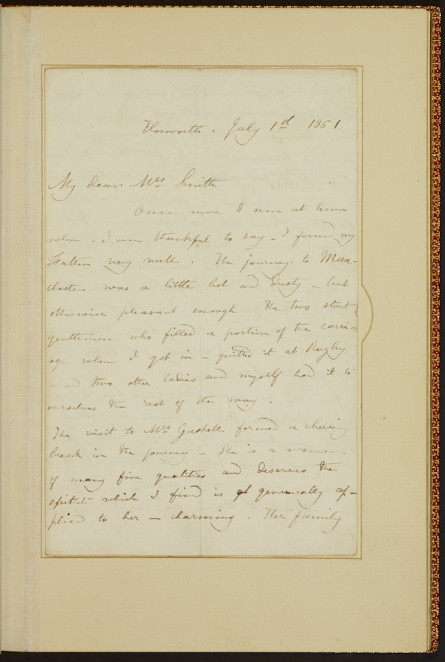 BC MS 19c Brontë/C3/a Image © University of Leeds