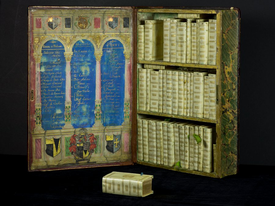 Jacobean Travelling Library, January 1617