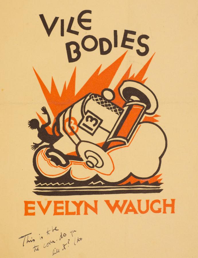 Vile Bodies, 1929-30