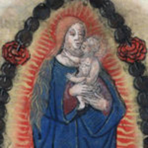 MS 498: [Horae Beatae Mariae Virginis]