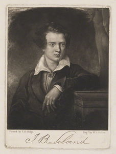 Portrait of Joseph Bentley Leyland