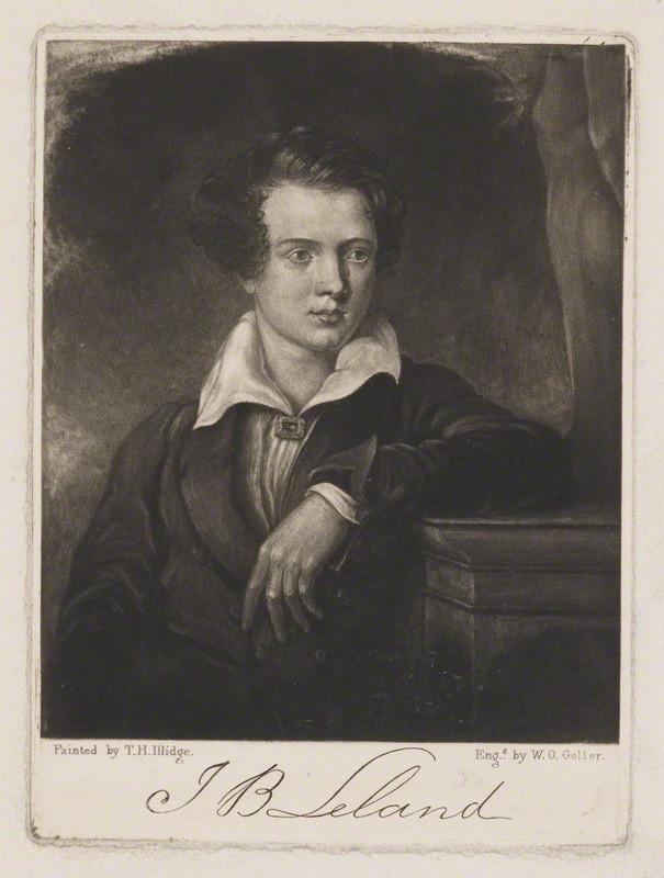 Portrait of Joseph Bentley Leyland Copyright The National Portrait Gallery, London