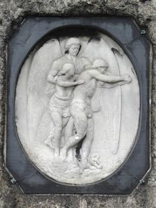 Samuel Leigh Sotheby funerary monument
