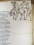 Brotherton Ovid - Silenus and a satyr