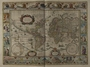 Whitaker Collection 445 fol/Map of the world