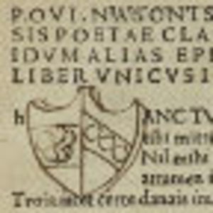 Ovid Opera Volume 1. Detail from aa2r