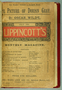 Picture of Dorian Gray, Lippincott's Magazine cover