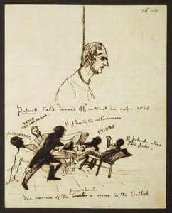 Page 2, Branwell Brontë, letter to Joseph Bentley Leyland