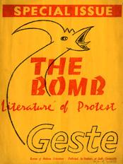 Geste the Bomb.