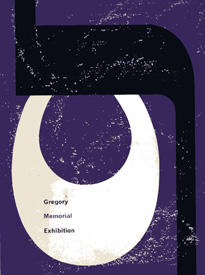 Catalogue for the Gregory Memorial Exhibition at Leeds City Art Gallery (1960).