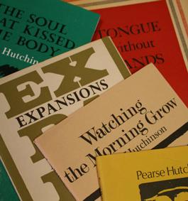 Pearse Hutchinson books.