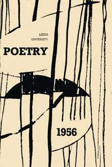 Leeds University Poetry 1956.