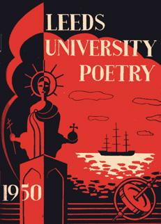 Leeds University Poetry 1950.