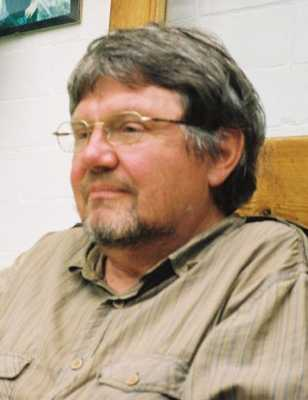 Paul Mills portrait.
