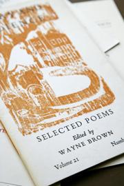 Wayne Brown Selected Poems.