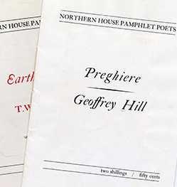 Geoffrey Hill Preghiere.