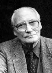 Vernon Scannell portrait