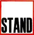 Stand icon.