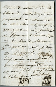 Drouet  letter dated 17th June 1848