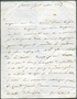 Drouet letter dated 07 Jan 1847