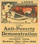 AntiPoverty Demonstration Flyer