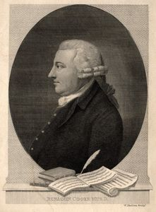 Benjamin Cooke portrait