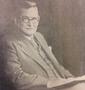 J. A. Symington portrait