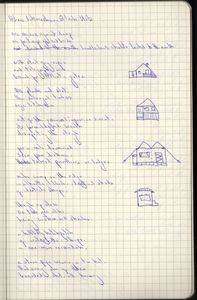 Armitage Notebook Black Huts