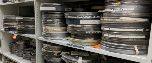 South Bank Show Production Archive