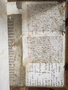Brotherton Collection Incunabula CAR Ulm 1480 back pastedown manuscript