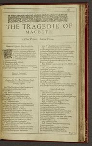 Macbeth. I. i. 1 - I. ii. 62