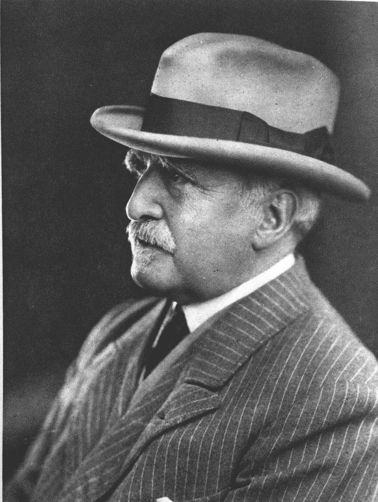 Photograph of Lord Brotherton, 1926