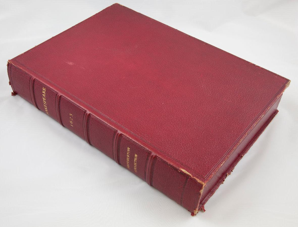 Brotherton First Folio Box